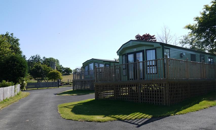 Perfect Static Caravan For Sale  Riverside Rothbury  2004 Brentmere Lodge 30