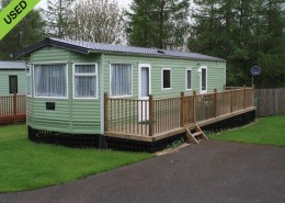 Towerview G12 2009 Carnaby freestyle 35*12 2 bed Exterior 1